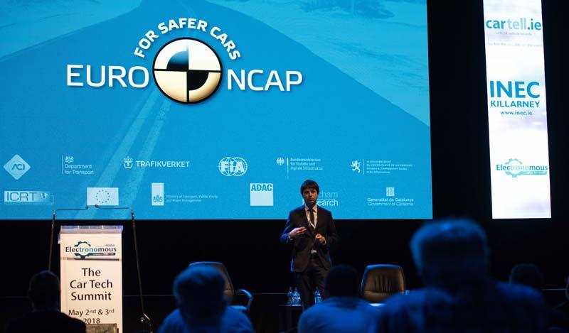 Electronomous 2018 - Euro NCAP